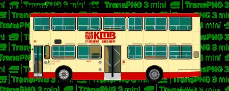[30017M] 九龍巴士(一九三三) 30017M