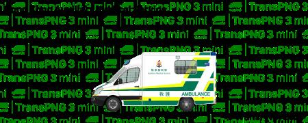 [35017M] 香港医療輔助隊 35017M