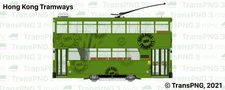 [37001M] 香港電車 37001M