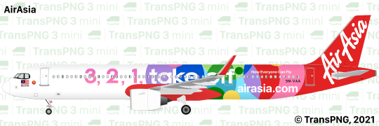 [38019M] エアアジア 38019M