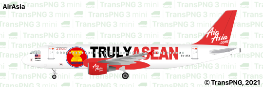 Passenger Airplane 38046M